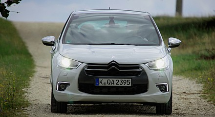 Citroen DS4 SportChic 200 PS