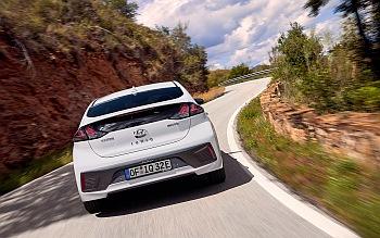 Hyundai Ioniq Elektro 2019